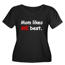 Mom Like ME Best Plus Size T-Shirt