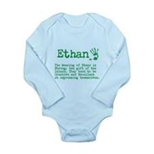 The Meaning of Ethan Body Suit
