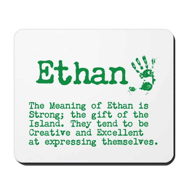 what does ethan mean