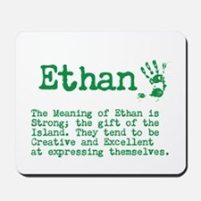 The Meaning of Ethan Mousepad
