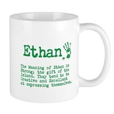 The Meaning of Ethan Mugs