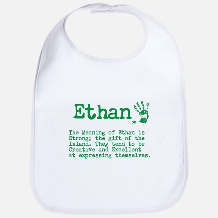 The Meaning of Ethan Bib