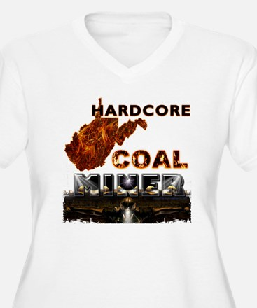 Hardcore Coal Min T-Shirt