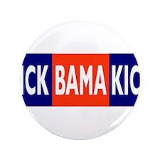 """KICK BAMA KICK 3.5"""" Button"""