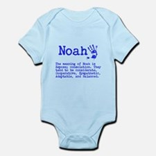 The Meaning of Noah Body Suit
