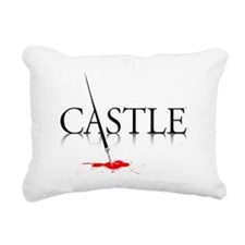 Castle Rectangular Canvas Pillow