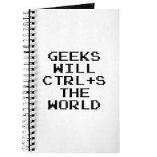 Geeks Will CTRL+S The World Journal