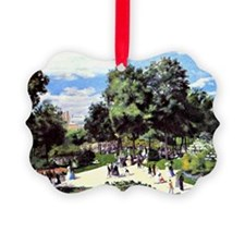 Renoir - The Champs Elysees durin Ornament