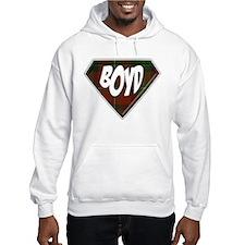 Boyd Superhero Hoodie