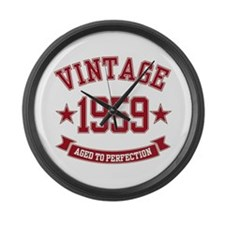 1959 Vintage Aged to Perfection Large Wall Clock