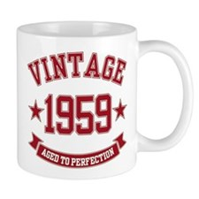 1959 Vintage Aged to Perfection Mug
