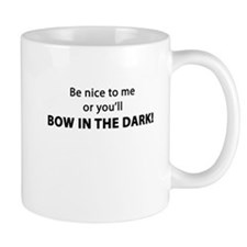 Bow In The Dark Mugs