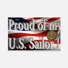 Proud of my U.S. Sailor Magnets
