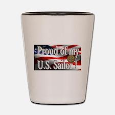 Proud of my U.S. Sailor Shot Glass
