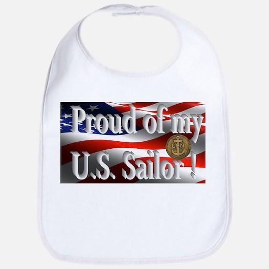 Proud of my U.S. Sailor Bib
