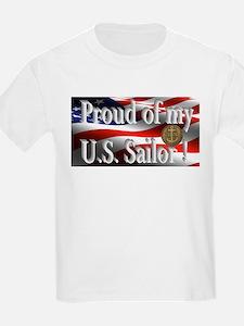 Proud of my U.S. Sailor T-Shirt