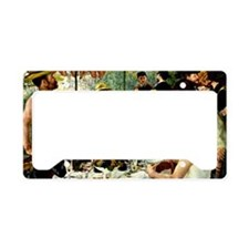 Renoir: The Luncheon of the B License Plate Holder