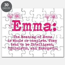 Emma Personalized Name Puzzle