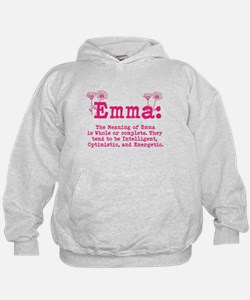 Emma Personalized Name Hoodie