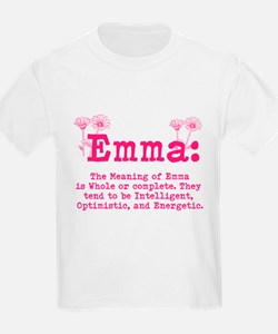 Emma Personalized Name T-Shirt