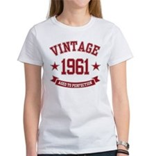 1961 Vintage Aged To Perfection Tee