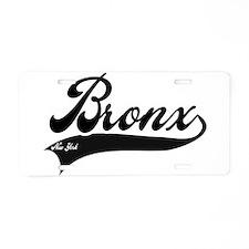 Unique Hops Aluminum License Plate