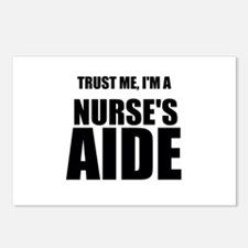 Trust Me, Im A Nurses Aide Postcards (Package of 8
