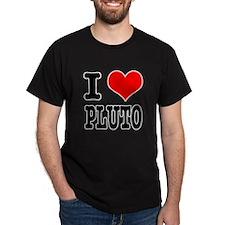 I Heart (Love) Pluto T-Shirt