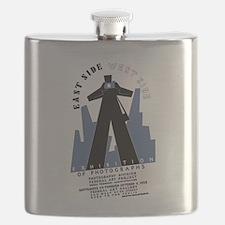 East Side-WPA poster-1938-3-2 Flask