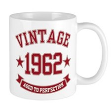 1962 Vintage Aged to Perfection Mug