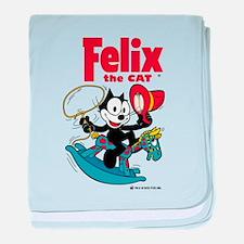 Felix Cowboy Baby Blanket