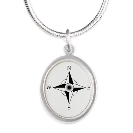 Compass Rose Necklaces