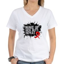 Blood Cancer Kick Butt Shirt