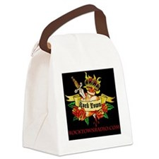 rocktownblack Canvas Lunch Bag