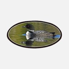 Loon reflection Patches