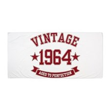 1964 Vintage Aged to Perfection Beach Towel