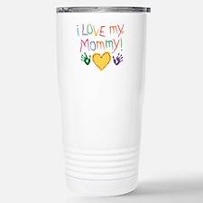 Unique New mom Thermos Mug
