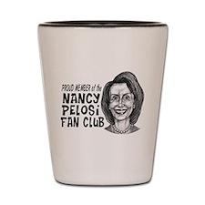 Cute Nancy Shot Glass