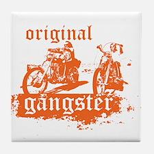 ORIGINAL GANGSTER Tile Coaster