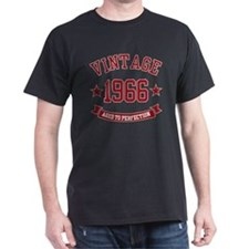 1966 Vintage Aged to Perfection T-Shirt