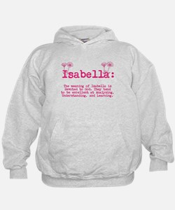 The Meaning of Isabella Hoodie