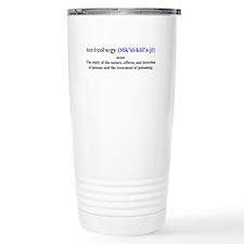 Funny Scientist Travel Mug