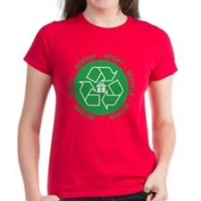 Regift-Recycle-Reopen-Receive-Reject-Rewrap T-Shir