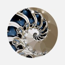 Osteodiplopada xl Round Ornament