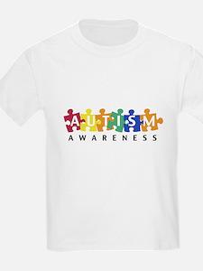 Autism Awareness Puzzle - T-Shirt