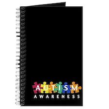 Autism Awareness Puzzle - Journal