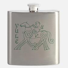 Yule Ride Flask