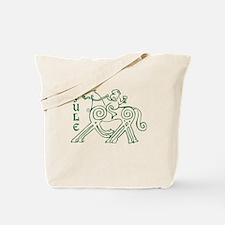 Yule Ride Tote Bag