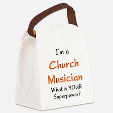 Unique Church Canvas Lunch Bag