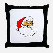 Santa Clause Throw Pillow
